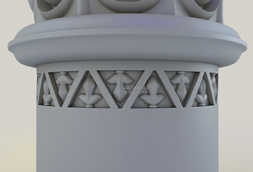 3D орнамент.